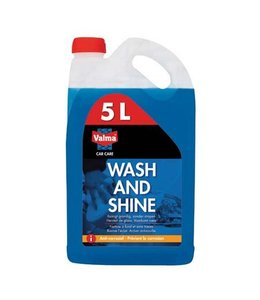 Valma Wash and shine 5L