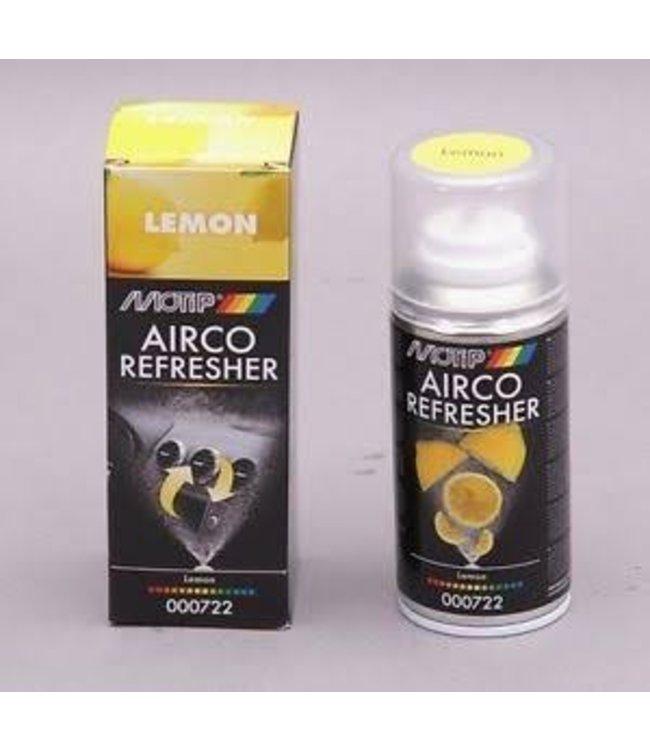 Motip Airco Refresher lemon