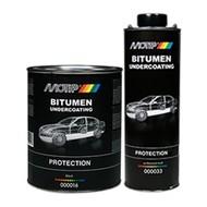 Motip Undercoating bitumen Blik 1kg