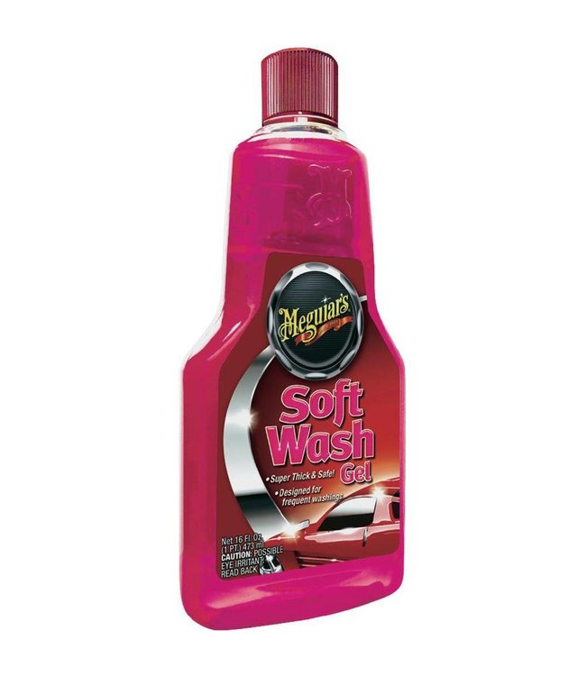 Meguiars Soft Wash Gel