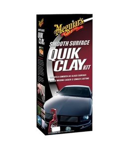 Meguiars Quik Clay Starter Kit