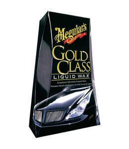 Meguiars Gold Class Clear Coat Liquid Wax