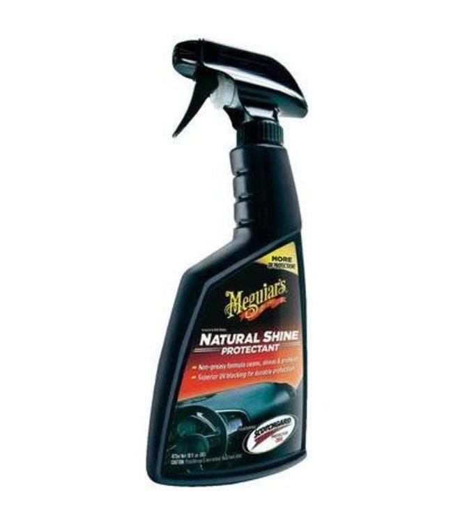 Meguiars Natural Shine Vinyl & Rubber Protectant