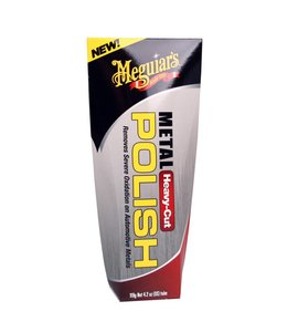 Meguiars Heavy Cut All Metal Polish