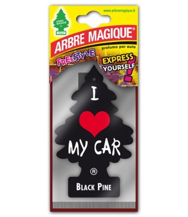 Arbre Magique Black Pine