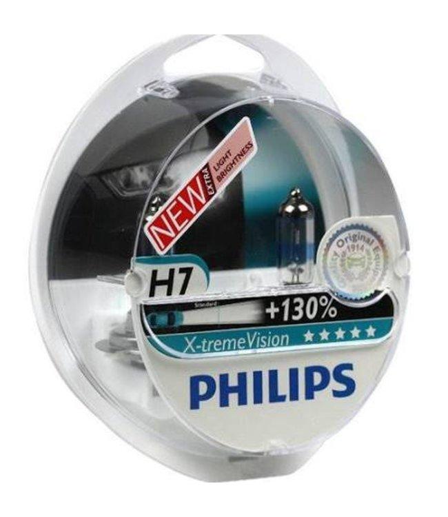 Philips H7 Xtreme Vision Set
