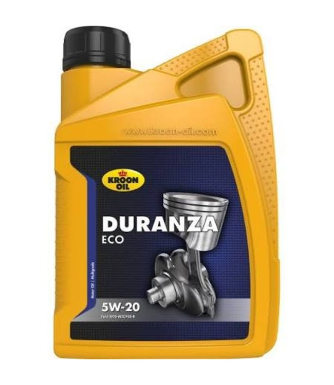 Kroon Oil Duranza ECO 5W-20 1L