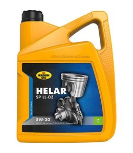 Kroon Oil Helar SP 5W-30 LL-03 5L