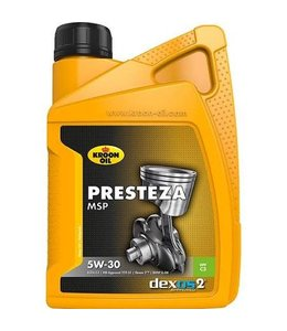Kroon Oil Presteza MSP 5W-30 1L
