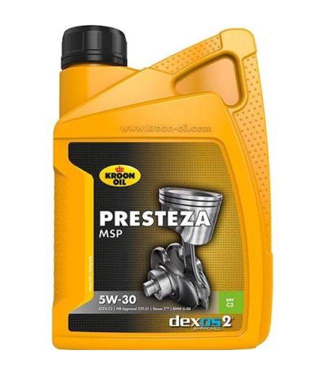 Kroon Oil Presteza MSP 5W-30 1L