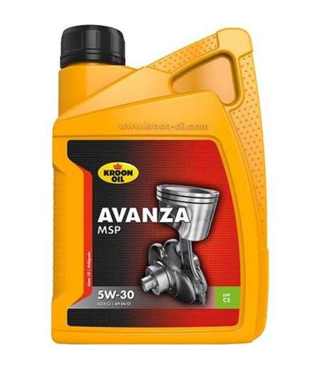 Kroon Oil Avanza MSP 5W-30 1L