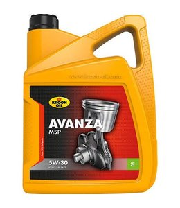 Kroon Oil Avanza MSP 5W-30 5L