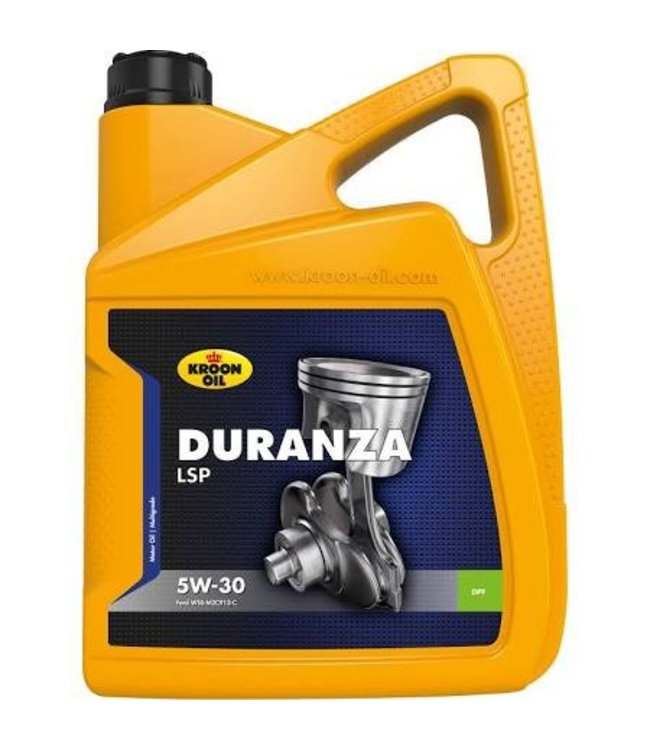 Kroon Oil Duranza LSP 5W-30 5L