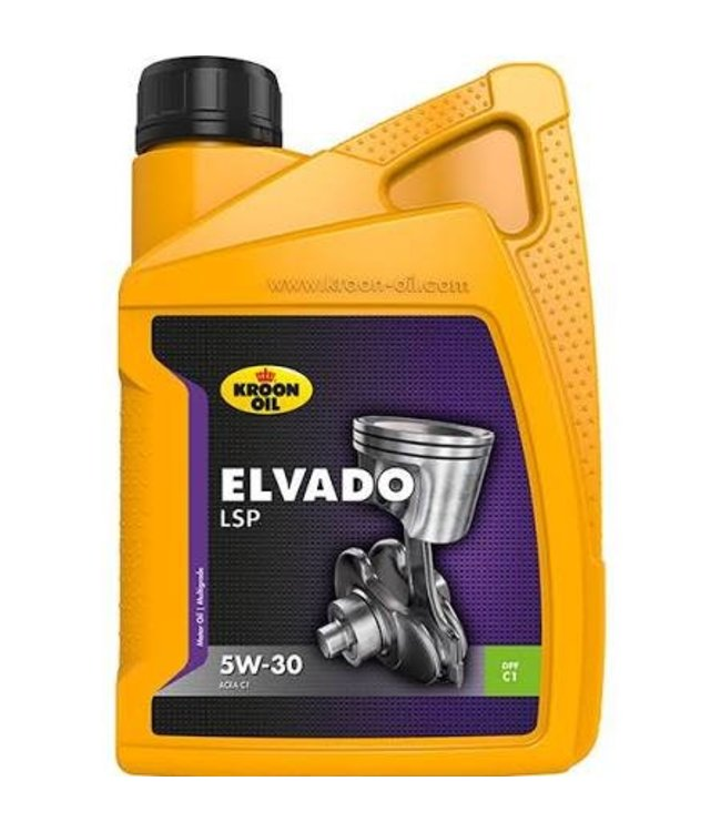 Kroon Oil Elvado LSP 5W-30 1L