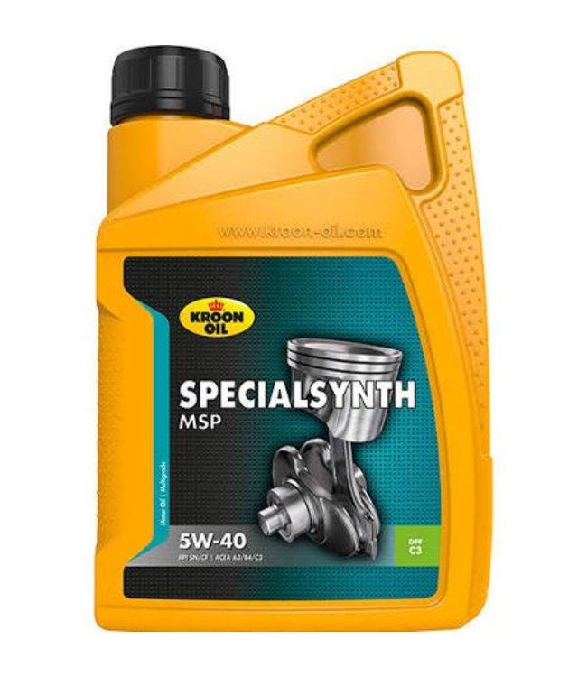 Kroon Oil Specialsynth MSP 5W-40 1L