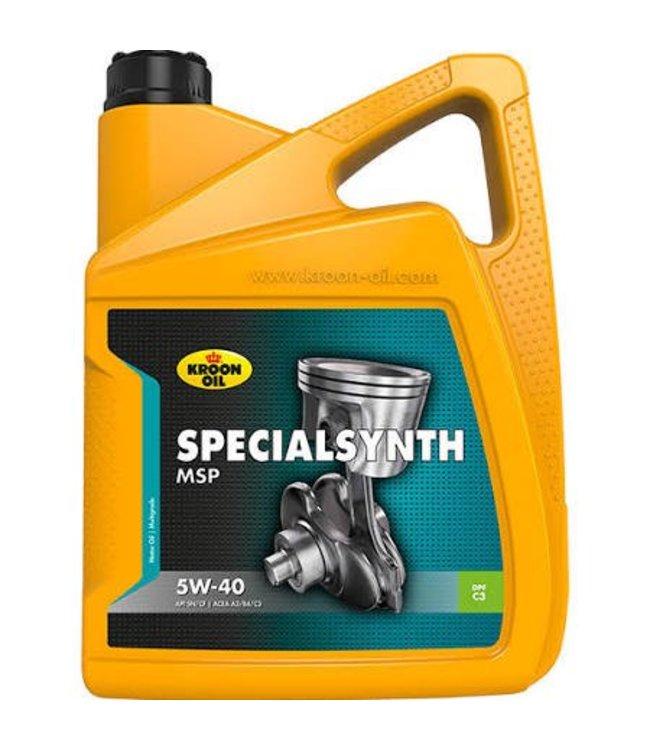 Kroon Oil Specialsynth MSP 5W-40 5L