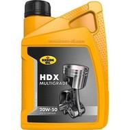 Kroon Oil HDX 20W-50 1L