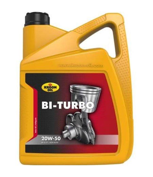 Kroon Oil Bi-Turbo 20W-50 5L