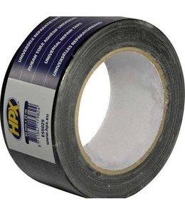 HPX Duct Tape Zwart 25meter