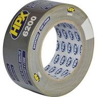 HPX Duct Tape Zilver 50meter