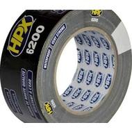 HPX Duct Tape Zwart 50meter