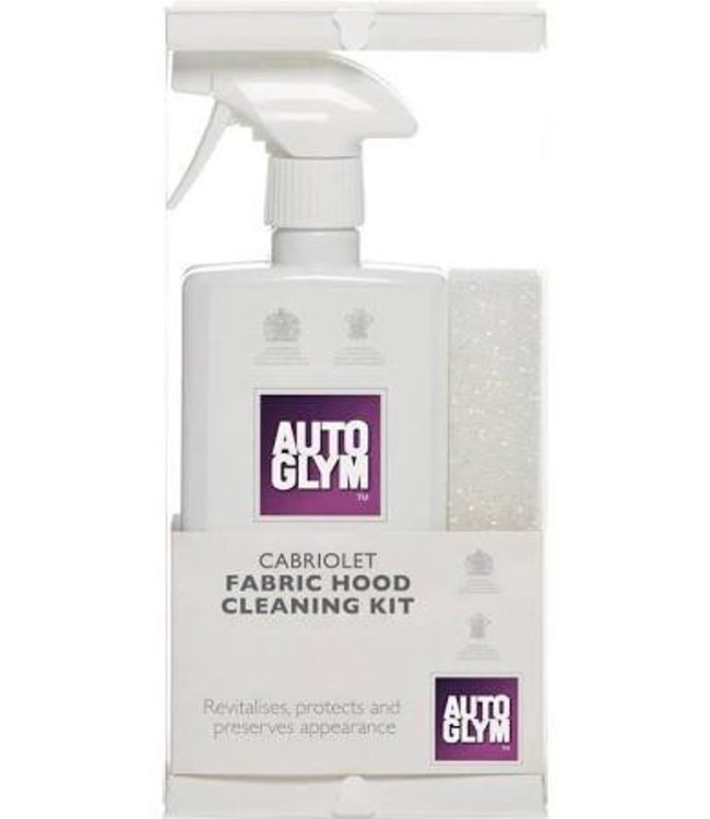 Autoglym Soft top cleaner 2x 500ml