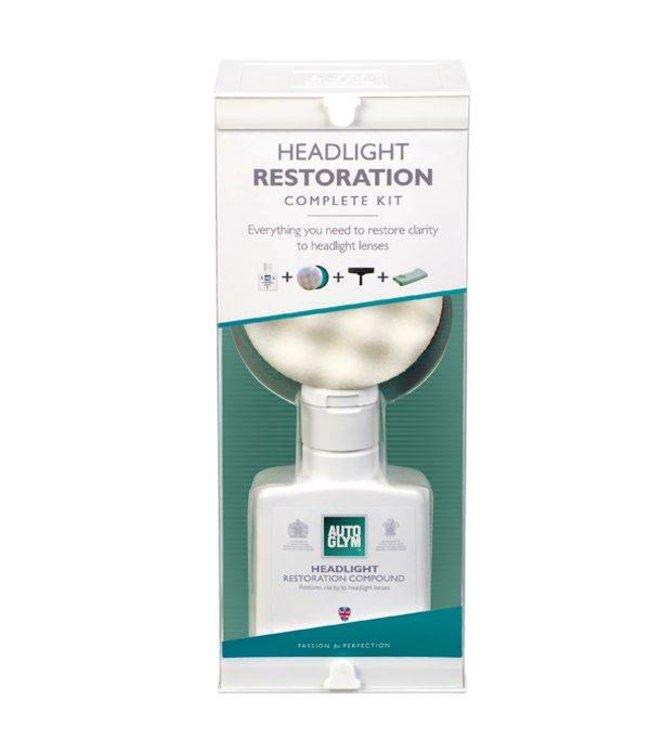 Autoglym Headlight Restoration Kit