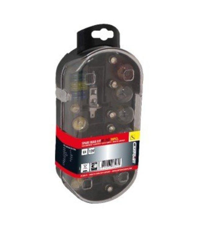 Carpoint Reservelampenset H1 30-delig