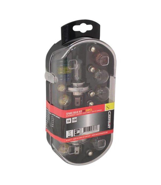 Carpoint Reservelampenset H4 30-delig