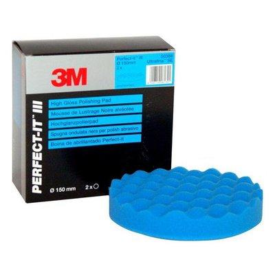 3M Perfect-it-III-Ultrafina-Wafelpad 1st Blauw