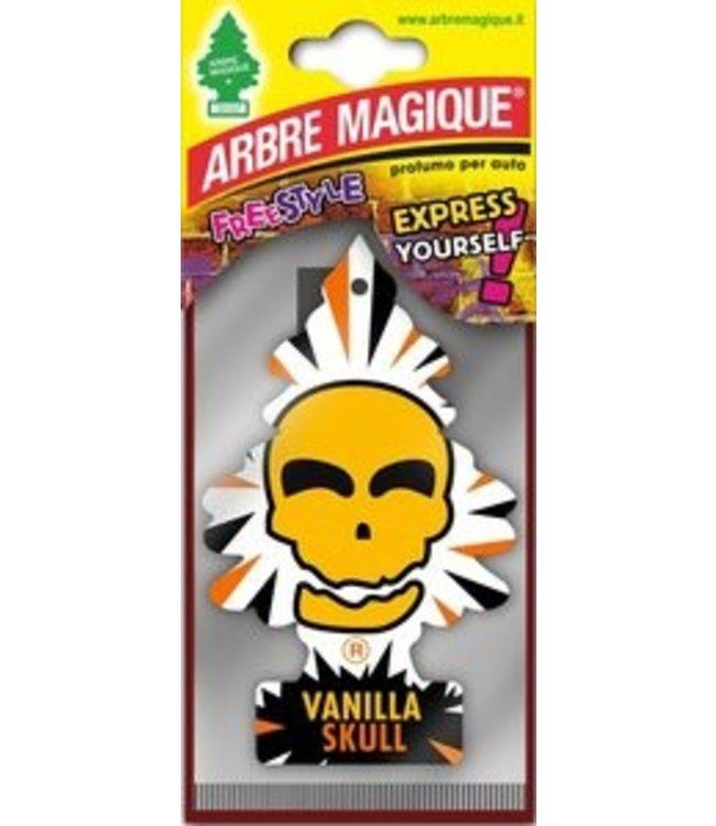 Arbre Magique Vanilla Skull