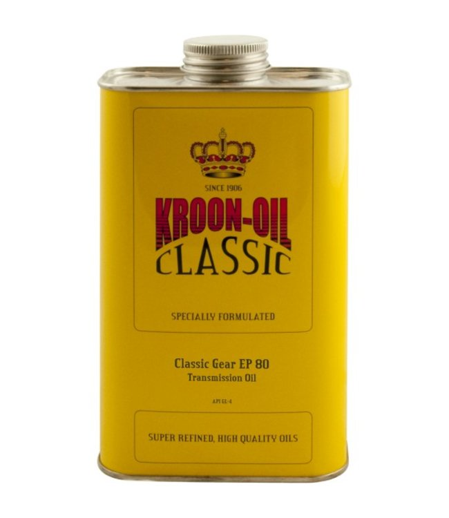 Kroon Oil Kroon Oil Classic Gear EP 80