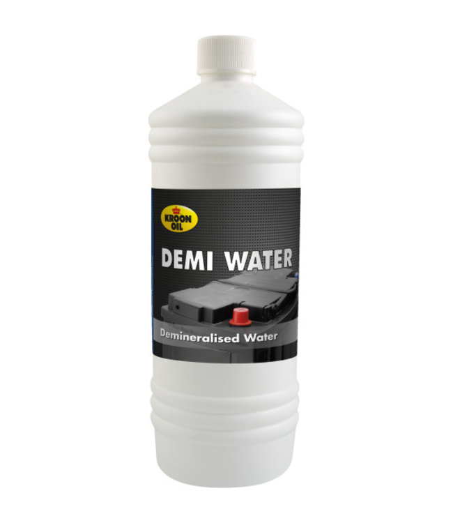 Kroon Oil Demi Water 1L