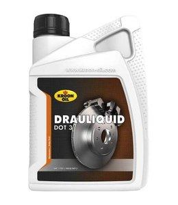 Kroon Oil Remvloeistof Dot 3 Drauliquid 5L