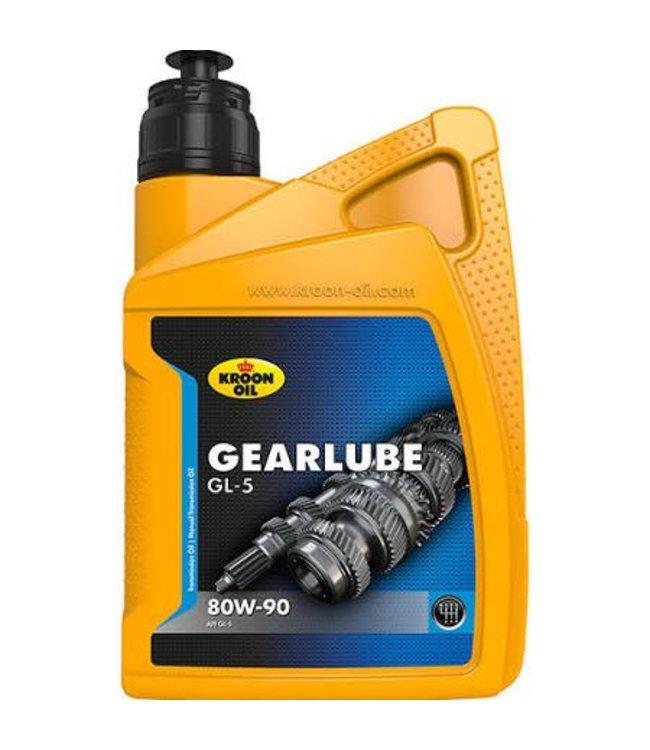 Kroon Oil Gearlube GL-5 80W 90 5L