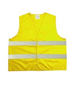 Veiligheidsvest geel voor kinderen