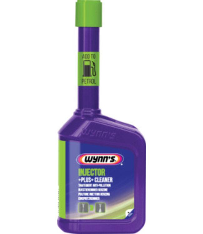 Wynn's Benzine plus behandeling