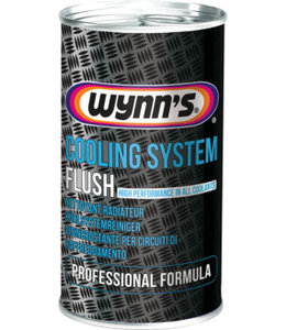 Wynn's Cooling system flush