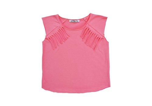 Petitbo Petitbo Tane Top - Pink