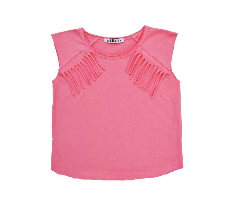Petitbo Tane Top - Pink