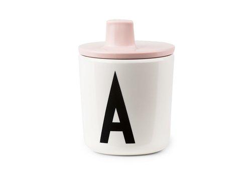 Design Letters Design Letters Drink Lid - Pink