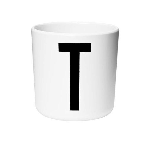Design Letters Design Letters Personal Melamine Cup A - Z