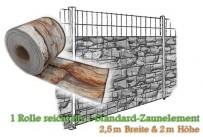 Gipea Design Band: Brandhout extra luxe kwaliteit. Zichtbescherming Tuin, nu schutting zicht dicht met Brandhout