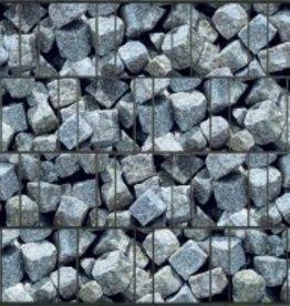 Gipea Design Band: Zichtbescherming Tuin, nu schutting zicht dicht met stone Graniet