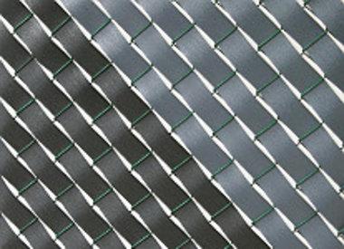 4.4 cm Tuinafsluiting-vlechtband