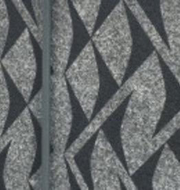 florens driehoek motief ex. bevestigings- klemmen