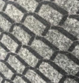 Florens steen motief ex. bevestigings- klemmen