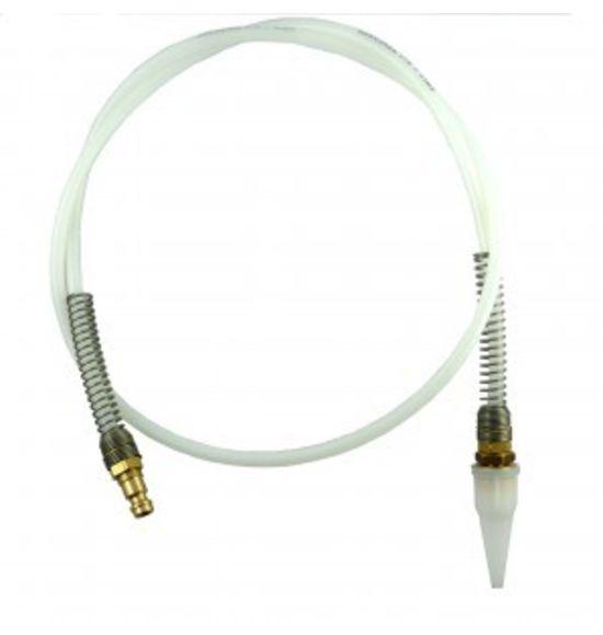 Diesel DPF hose + Conical nozzle