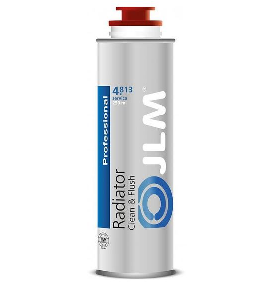 JLM Lubricants Radiator Clean & Flush 250ml PRO