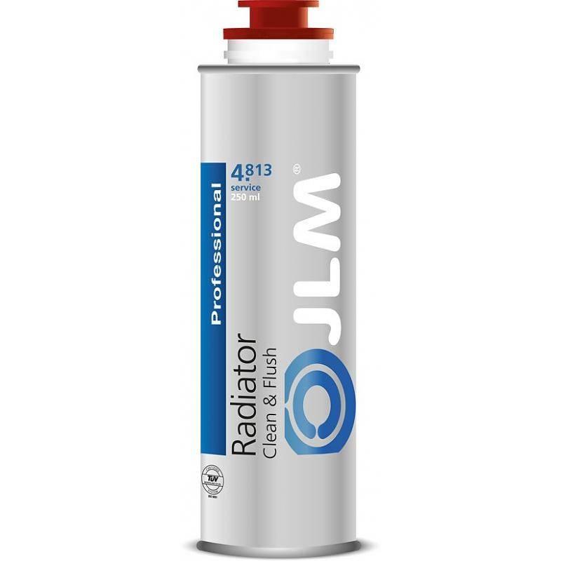 JLM Lubricants JLM Radiator Spoeling & Reiniging